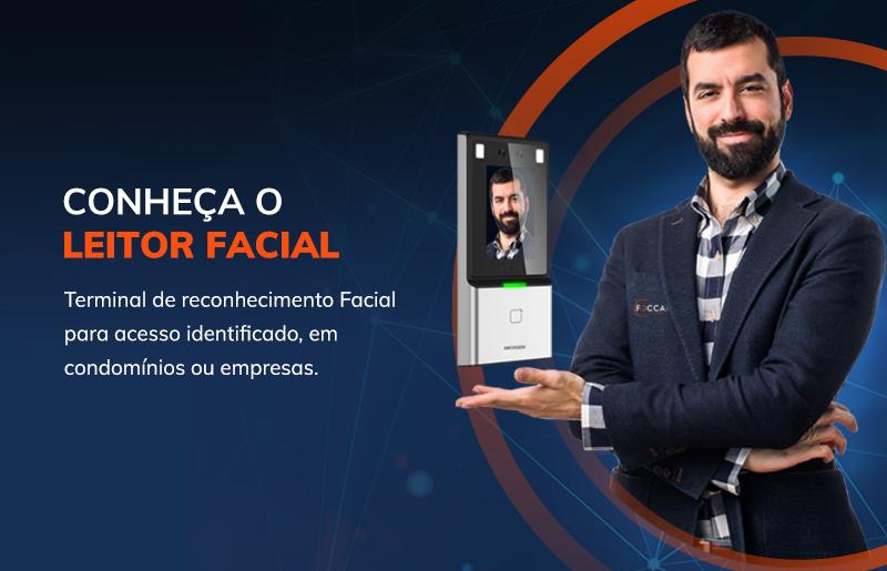 Conheça o Leitor Facial  - FOCCARE